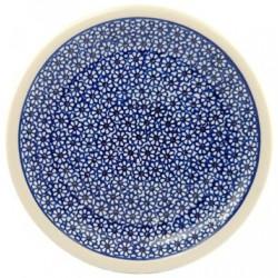 Plate 24 cm in 'daisy' pattern
