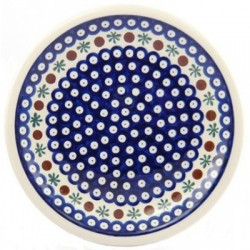 Plate 24 cm in 'blue...