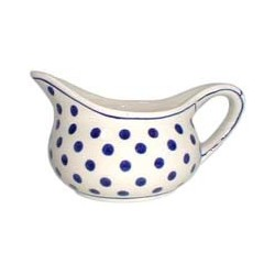 Sauce Jug in 'polka dot'...