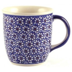Tall Mug in 'daisy' pattern