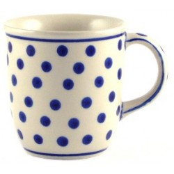 Tall Mug in 'polka dot'...