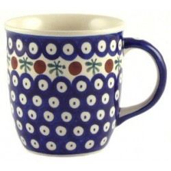 Tall Mug in 'blue eyespot...
