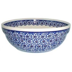 Bowl in 'daisy' pattern