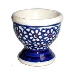 Egg Cup in 'daisy' pattern