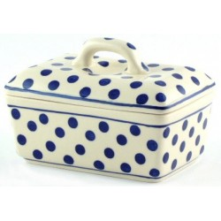 Butter Box in 'polka dot'...