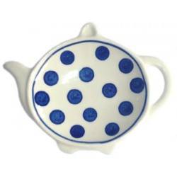 Teabag Dish in 'polka dot'...