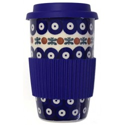 Takeaway Mug in 'blue...