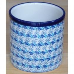 Utensil Pot in 'Bluebell'...