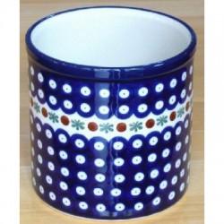 Utensil Pot in 'blue...