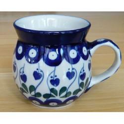 Mug 0.25 ltr in 'Leaf...