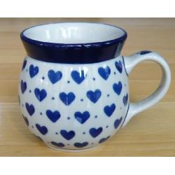 Mug 0.2 ltr in 'Valentina'...