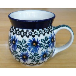 Mug 0.2 ltr in 'Cornflower'...