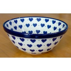 S. Bowl in 'Valentina' pattern