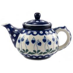S. Teapot 0.4 ltr in 'leaf...