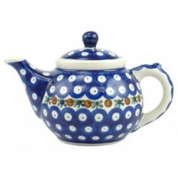 S. Teapot 0.4 Ltr in 'blue...