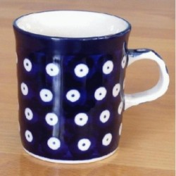 Small Mug in 'blue eyespot'...