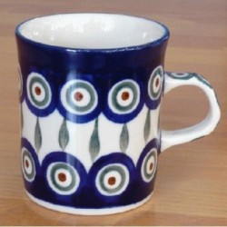 Small Mug in 'peacock with...