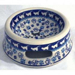 Pet Bowl in 'Cat' pattern
