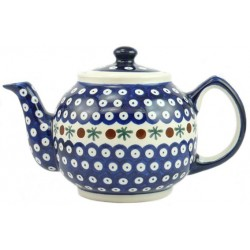 Medium Teapot in 'blue...
