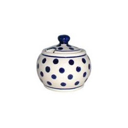 Sugar Bowl in 'polka dot'...