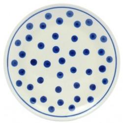Tea Plate 16 cm in 'polka...