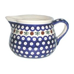 Custard Jug in 'blue...