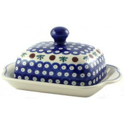 Butter Dish in 'blue...