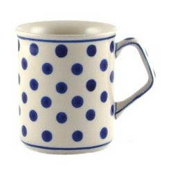 Mug in 'polka dot' pattern