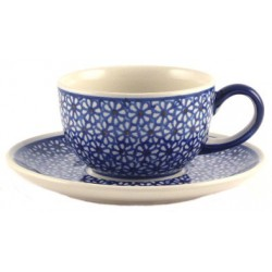 Cup & Saucer in 'daisy'...