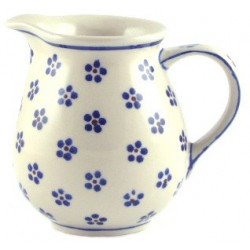 Jug in 'small flower' pattern