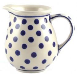 Jug in 'polka dot' pattern