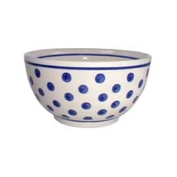French Bowl in 'polka dot'...